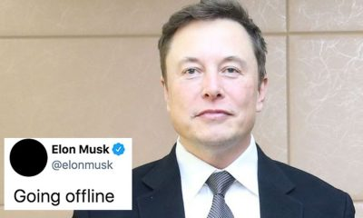 Funny  funny news Elon Musk is back on Twitter after *checks notes* 4 days