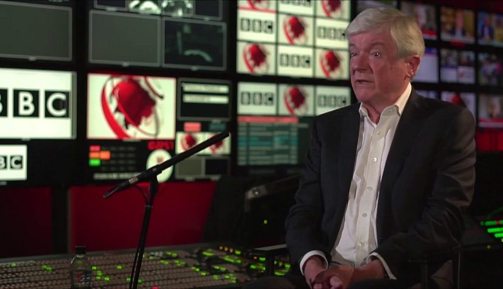 Good nature news Tony Hall: Departing BBC boss looks back on his time in charge