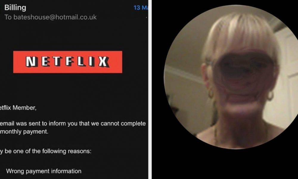 Funny  funny news These People Say They Are Being Inundated With Netflix Scams. Some Are Actually Hilarious.