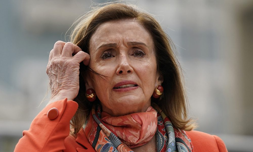 Positive news Pelosi warns 'no chance' of US-UK trade deal if Brexit undermines Good Friday accord
