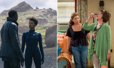 Funny  funny news Star Trek: Discovery and One Day At A Time to air on CBS this fall