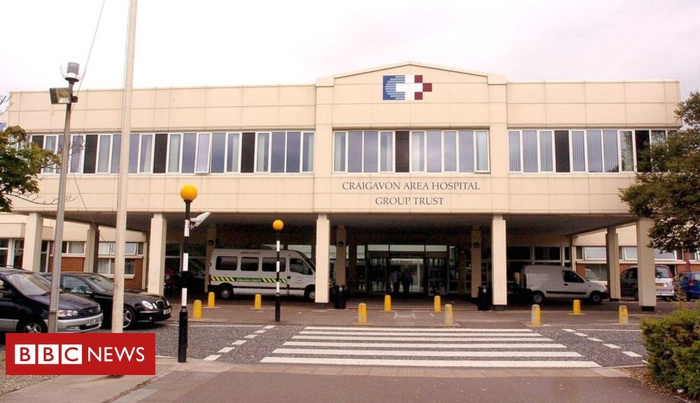 Positive people Craigavon Area Hospital: Third Covid-19 outbreak confirmed