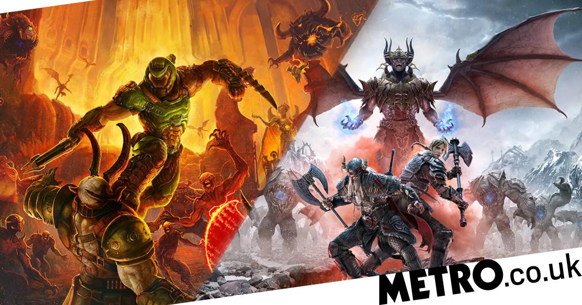 Funny  funny news Games Inbox: Is Microsoft buying Bethesda good or bad? – Metro.co.uk